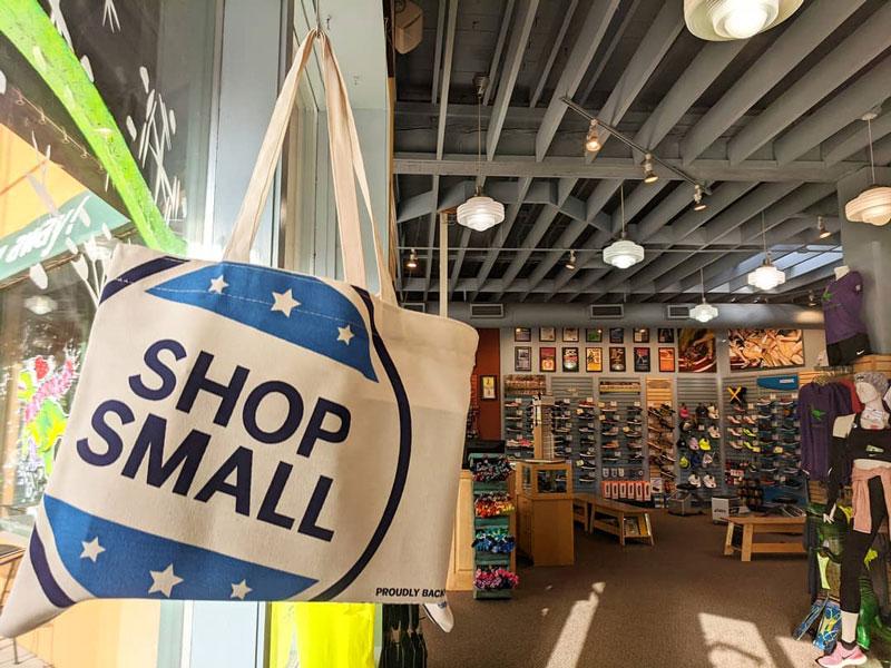 Bandanna Running store in Boise