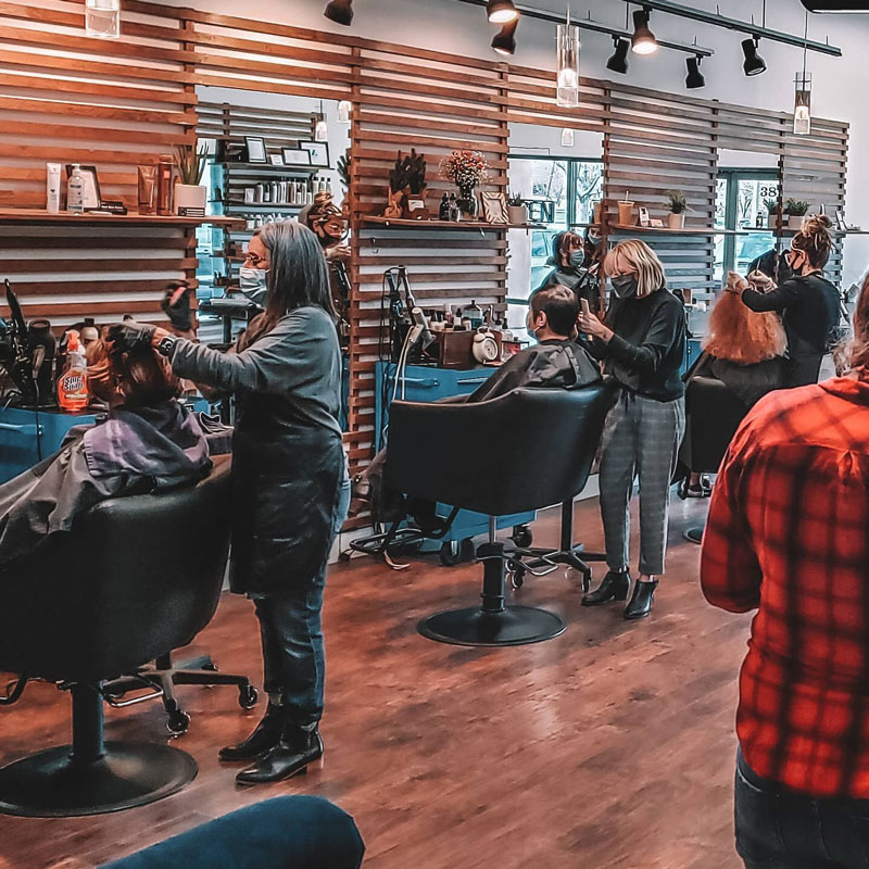 Kiwi Salon in Boise