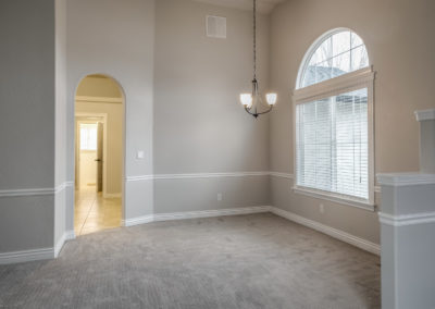 large grand room in house for sale in Boise