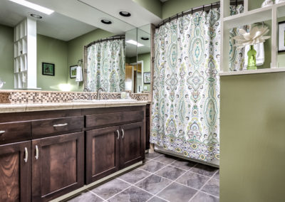 Bathroom in Boise bench home