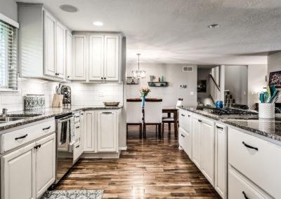 Kitchen in Boise neighborhood home