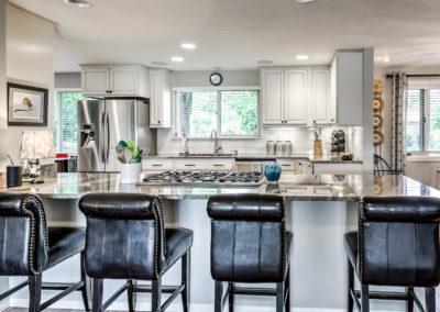 Kitchen in Hillcrest home