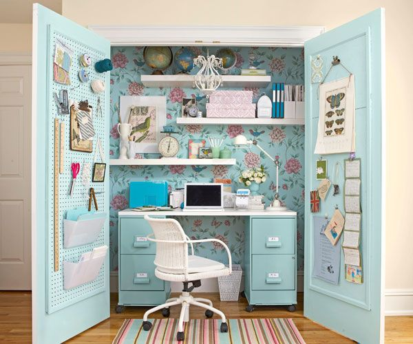 Genius Small Home Office Ideas