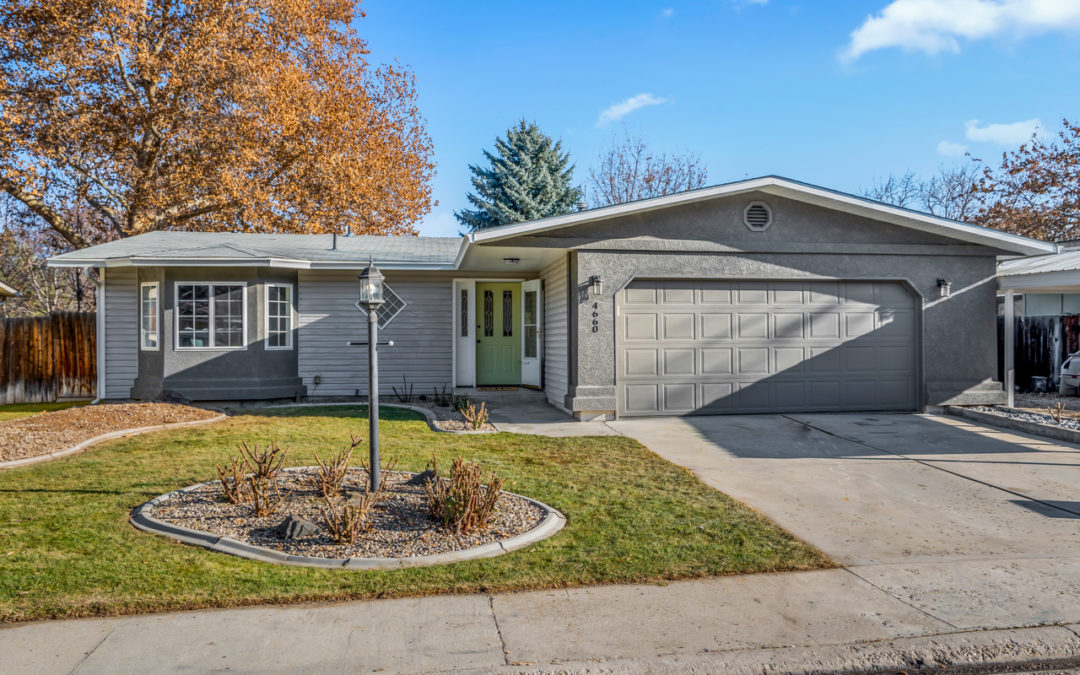 4660 N Jennifer Street, Boise Idaho