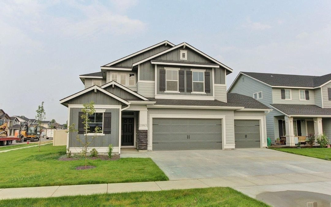 2863 NW 8th Ave, Meridian, ID 83646