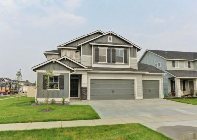 Front of 2863 NW 8th Ave Meridian, ID
