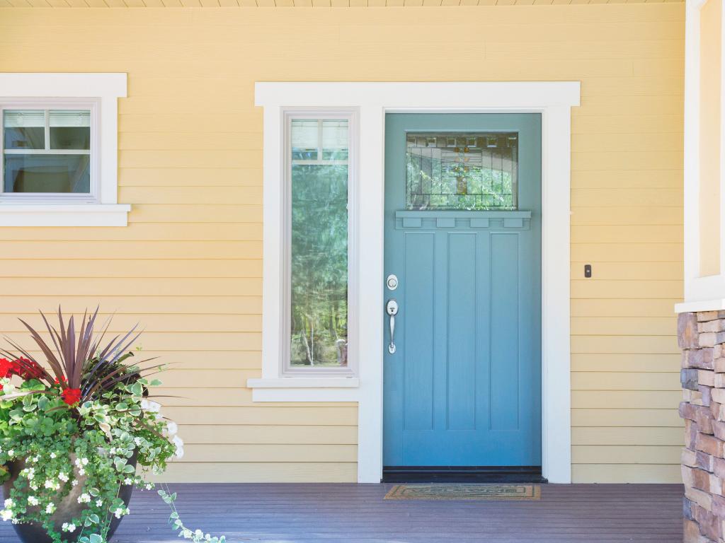 Boise Blue Door